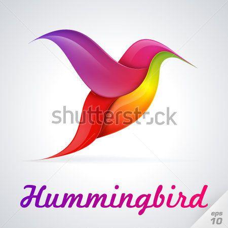 hummingbird-symbol-vector.jpg (450×450)