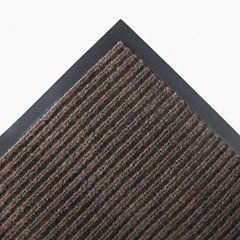 Crown Needle Rib Wipe & Scrape Mat, Polypropylene, 48 X 72, Brown by LUDLOW COMPOSITES CORP.. $60.22. Brand: CrownMfr#: NR 0046 BRFor indoor useOverall thickness 516-inContributes to LEED Certification Wear-resistant, color-fast designManufacturer's limited one-year warranty vinyl backing helps keep mat from slippingVinyl backing with natural organic resin blend Beveled edges help reduce the risk of trippingWear-resistant, colorfast design for light to medium ...