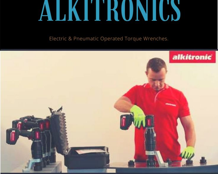 #Alkitronic is a German Co engaged in manufacturing of continuous #rotating #Electric & #Pneumatic Operated Torque Wrenches.