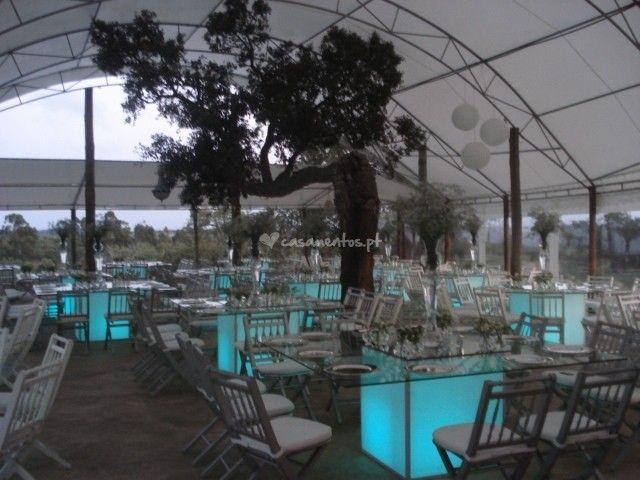 Mesa iluminadas de Festas e Sonhos | Foto 1