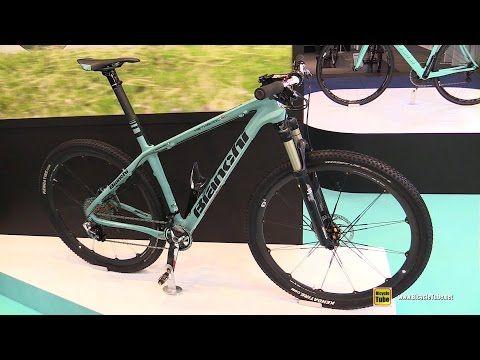 2016 Bianchi Methanol SL Mountain Bike - Walkaround - 2015 Eurobike - YouTube
