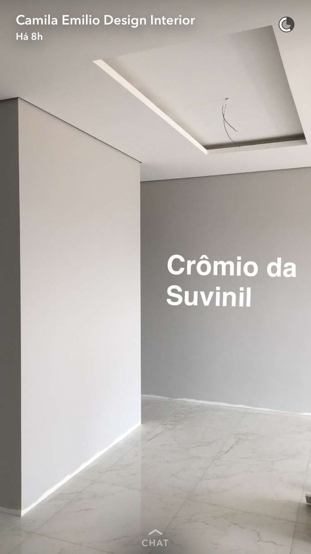 Tinta Suvinil - Crômio