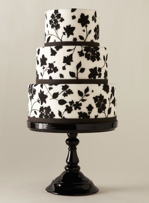 image of Black Wedding Color Palettes