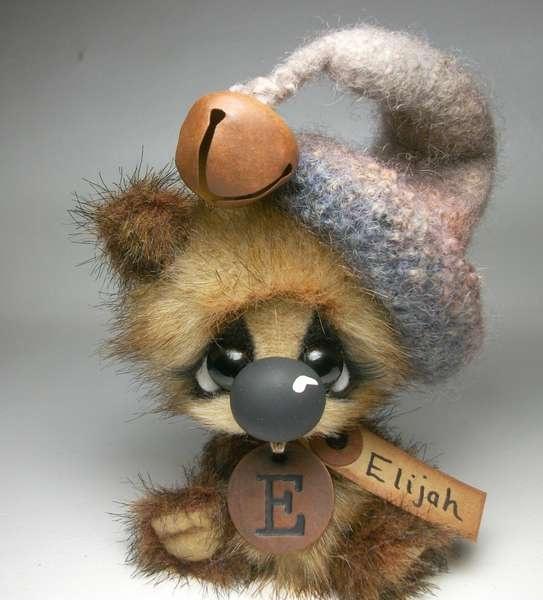 Little Bittie Bears - Artist Bears and Handmade Bears