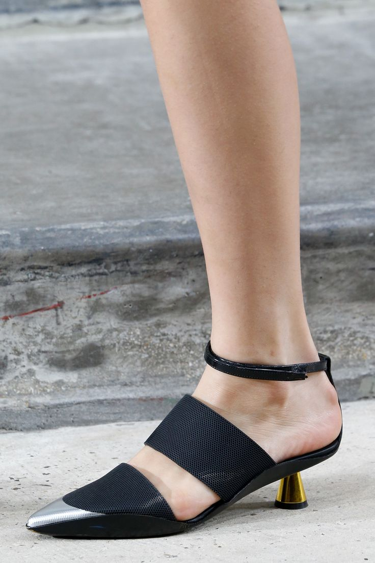 shoes @ Kenzo Spring 2015