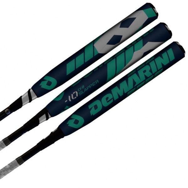 Custom DeMarini 2016 CF8-10 Slapper Fastpitch Bat - DeMarini Custom Bats