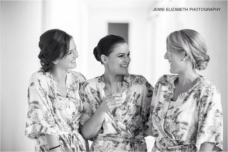 Floral cotton bridal robes https://www.facebook.com/lovetesi
