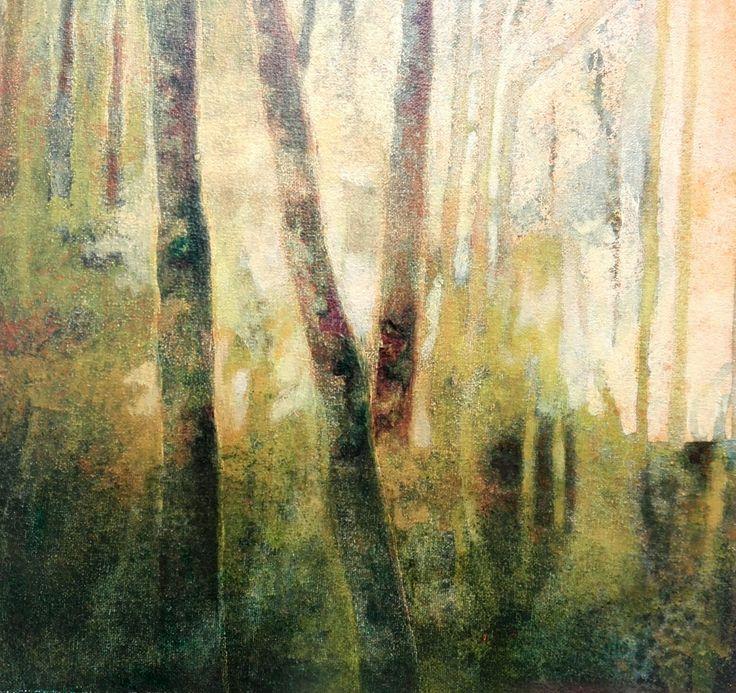 Hermoso cuadros de la serie meditación_3 de la artista Claudia Rojas http://familycenter.co/67-arte-cuadros-y-dibujosclaudia-roj… Tamaño: 30 x 30cm Técnica: Acrílico sobre lienzo