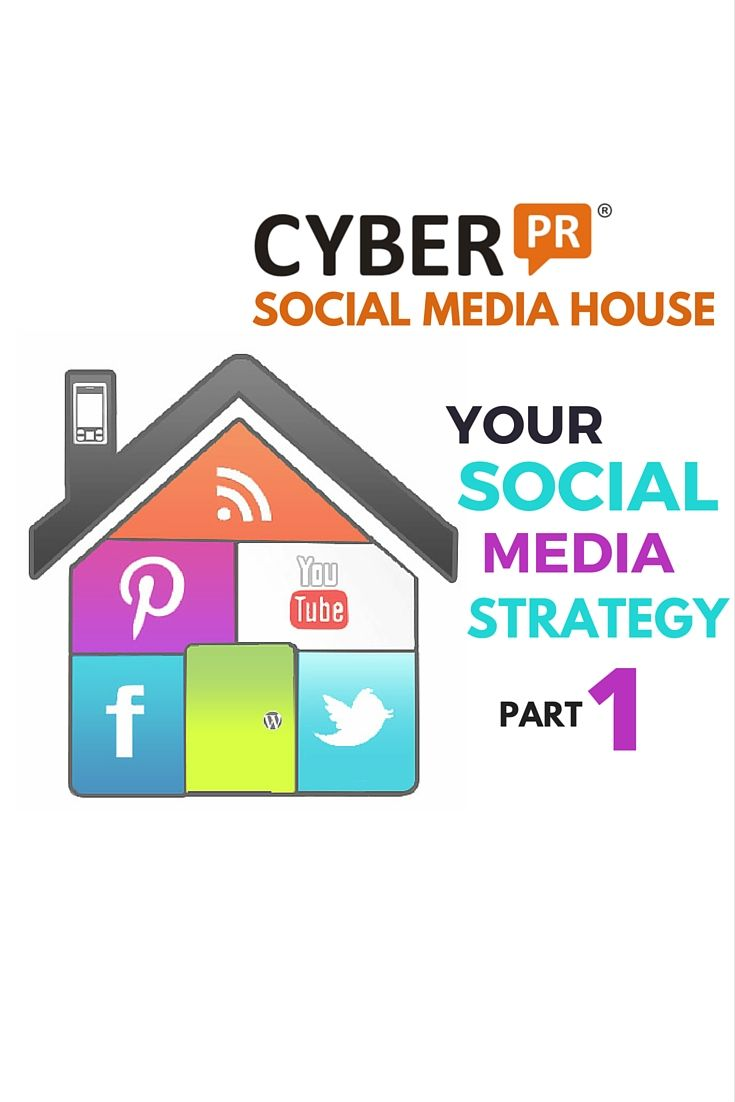 Social Media House Part 1 – Your Social Media Strategy: an introduction on how an organized, consistent, and creative social media strategy can boost your career. bit.ly/SMH_1