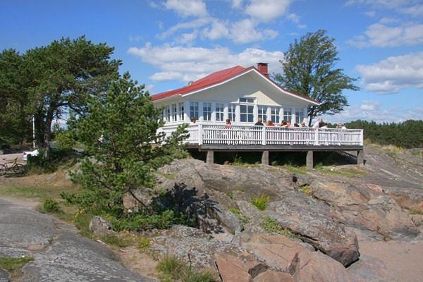 Cafe Four Winds Cottage by the sea in Hanko - Neljän tuulen tupa Hangossa