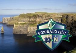 ND Alumni Association: myNotreDame - Emerald Isle Classic: Notre Dame vs. Navy (Ireland)