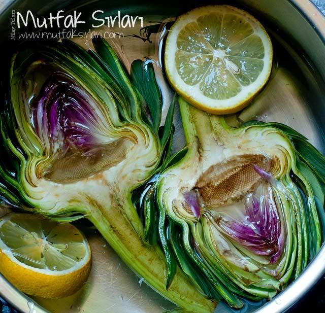 Enginar Cips ve Aioli Sos Tarifi | Mutfak Sırları