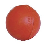 Rubber Practice Ball   $4.00