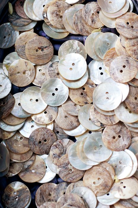 buttons: Shells, Vintage Buttons, Buttons Buttons, Color, Texture, Mother Of Pearls, Things, Pearl Buttons
