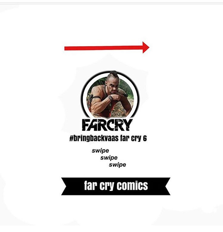 We want vaas back in far cry 6 all far criers add this hashtag  #bringbackvaas when posting far cry 3 related pics or to any other one pic a day means a lot when we unite so far 3 ubisoft pages have noticed our efforts we grow!!   UBISOFT  - if ur reading this all we want at this point is just a survey for all users ask us what do we think about Vaas did we see enough of him do we believe hes dead ? Lets see what the majority thinks and if were wrong were gonna shut up. #farcry #pc  #games…