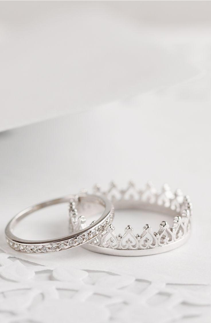 Goldene Hochzeit Ringe Begriff Abbildung Stock Illustration