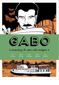 La vida y obra de Gabo en un cómic