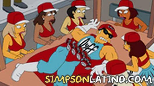 Ver Los Simpson 26x17 - Waiting for Duffman - Subtitulado