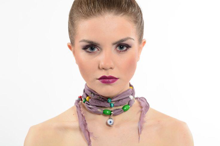Otantik Sevgi Bağı Kolye Modelleri - Kadın Giyim