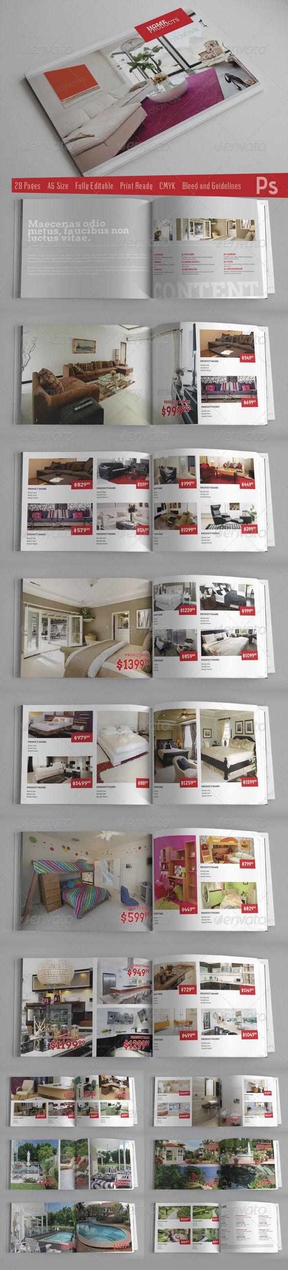 15 best design - catalog layouts images on Pinterest | Brochure ...