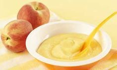 Elmalı irmikli Bebek Muhallebisi Tarifi - Resimli Kolay Yemek Tarifleri