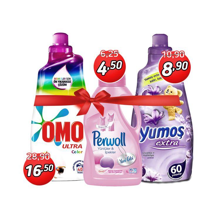 Temizlik Paketi PKT8 ::