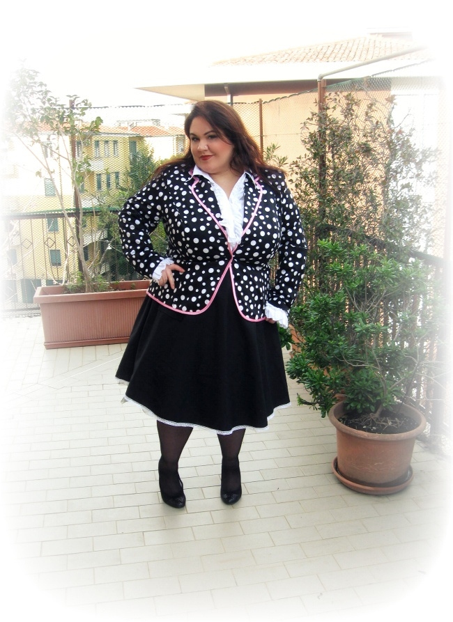 1000 images about pinup on pinterest candy girls pin up looks and plus size vintage - La diva delle curve ...