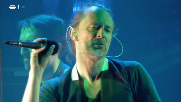 Radiohead - Creep (Live at NOS Alive Festival 2016)