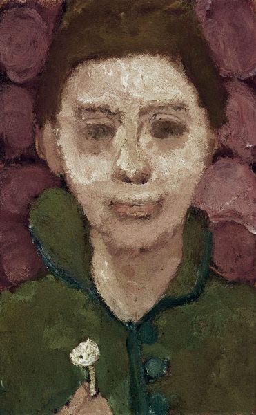 Paula Modersohn-Becker-Selbstbildn.1906