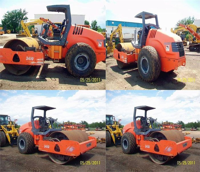Find Cheap Used 2006 #Hamm 3410 #Compactor by PacWest Trading for $52500 in Mesa, AZ, USA at MachineryEquipmentDealers.Com