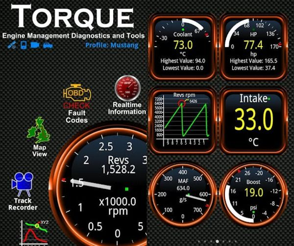 Torque Android app lets you tap into the brains of your