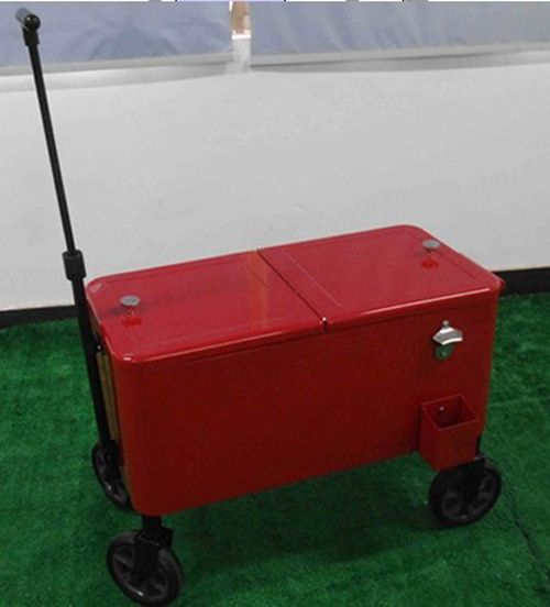 80qt Patio Ice Cooler Cart From Jinhua Dongrun Tools (China)
