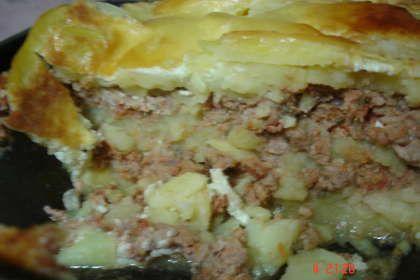 Musaca de cartofi, Rețetă de Gabrielaolteanu - Petitchef