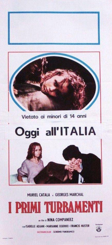 """2. """"Faustine et le bel été"""" (1972); regia: Nina Companeez (affiche)"""