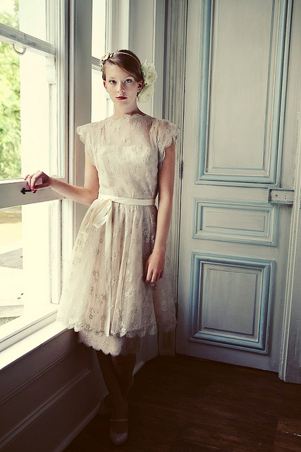 Lace bridal dresses have dominated the bridal scene within the past few years,more and more modern brides are opting instead for any lace wedding dress that will highlight the romance and the individuality with the occasion.     mg