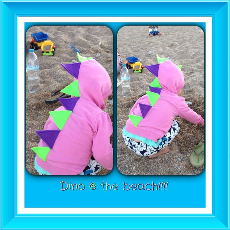 Summer Dino Hoodies!