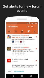 Tapatalk - 100,000+ Forums- screenshot thumbnail