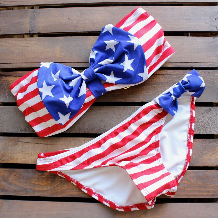 4th of july swimsuits for juniors