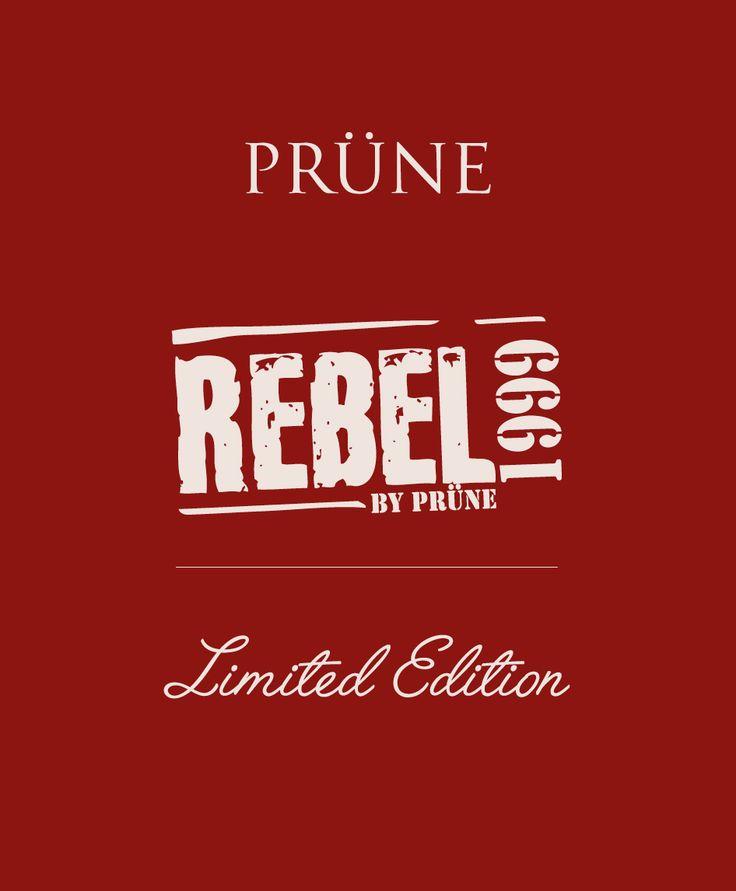 Rebel - Limited Edition | En Alcorta Shopping, Patio Bullrich, Alto Palermo, Unicenter, Galerias Pacífico, Abasto, calle Florida, Tucumán, La Plata, DOT y www.prune.com.ar