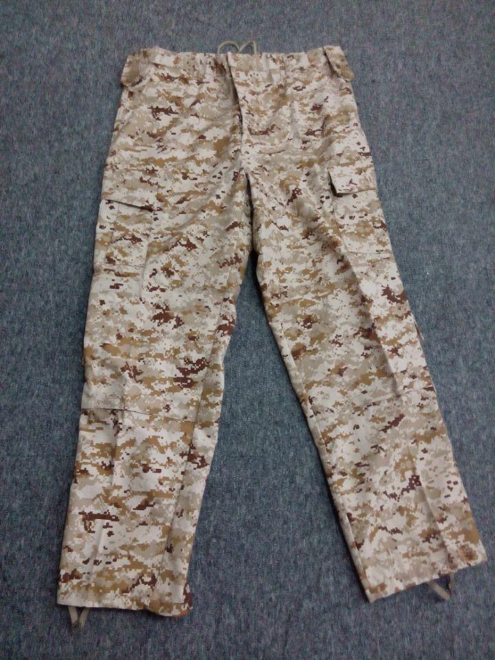 Пустыня цифровой камуфляжные штаны для подготовки иностранная военная камуфляжные штаны открытый поле CS камуфляжные штаны