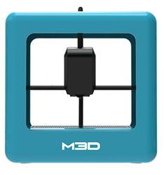M3D - Micro 3d printer: WANT $349