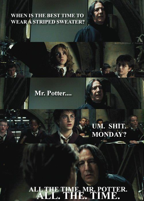 Funny Harry Potter Pic - harry-potter photo