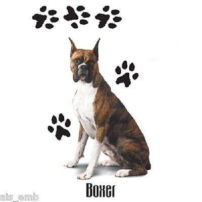 TSHIRT   Brindle Boxer Dog T  Shirt  Item by AlwaysInStitchesCo, $13.00
