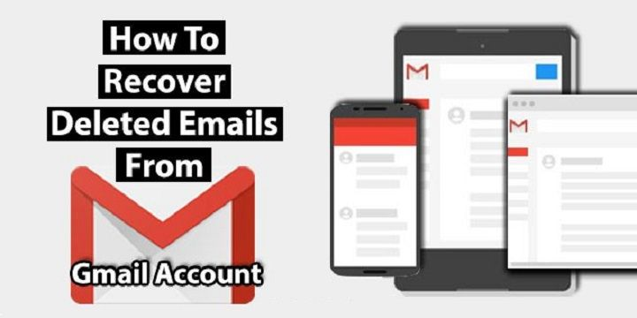 How To Recover Permanently Deleted Emails In Gmail Email Accounting Gmail