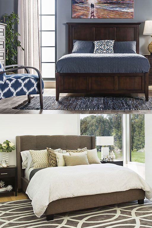 equally versatile in style the copenhagen panel bed features simple functional design while