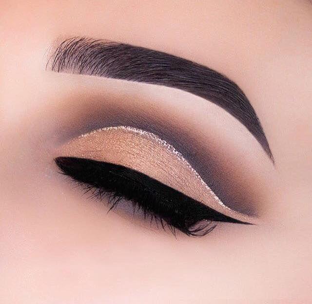 make árabe glamour 2.3 para os olhos