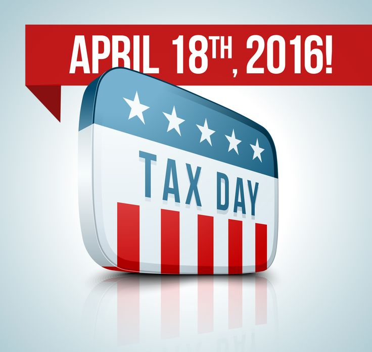 April 15th tax deadline? That's so last year. The deadline to file this year is April 18, 2016. That's two extra days to make an Edvest contribution and take advantage of 2015 Wisconsin tax benefits.