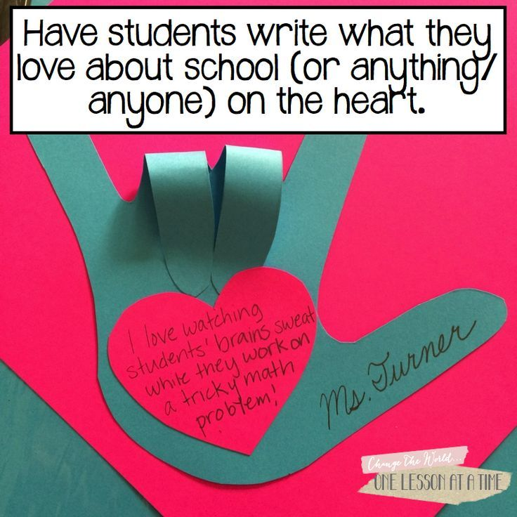 Th Grade Valentine Craft Ideas