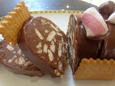 Μωσαικό το διαφορετικό σοκολατένιο με Θεική γεύση !!! ~ ΜΑΓΕΙΡΙΚΗ ΚΑΙ ΣΥΝΤΑΓΕΣ