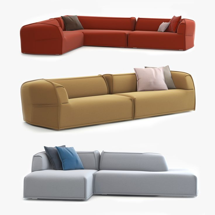M.a.s.s.a.s. Moroso Sofa - for modern interior design. 3D visualization by RenderJoy. High quality 3Ds models you can download here: http://www.turbosquid.com/3d-models/modern-contemporary-moroso-m-s-3d-model/916262